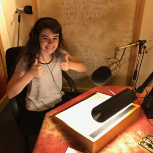 Sandy Delonga Voiceoves Kids Emmalin Dublin Studio Img